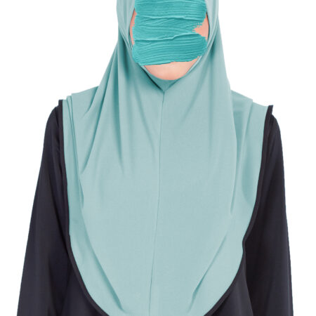 Ghazal - Baby Blue ( Out of Stock )