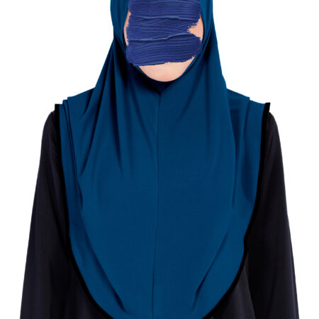 Ghazal - Sea Blue ( Out of Stock )