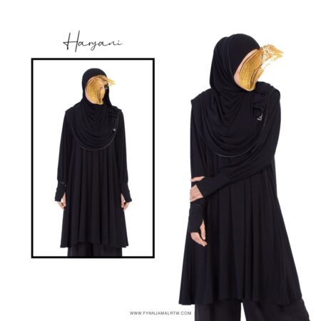 Haryani Blouse - Black